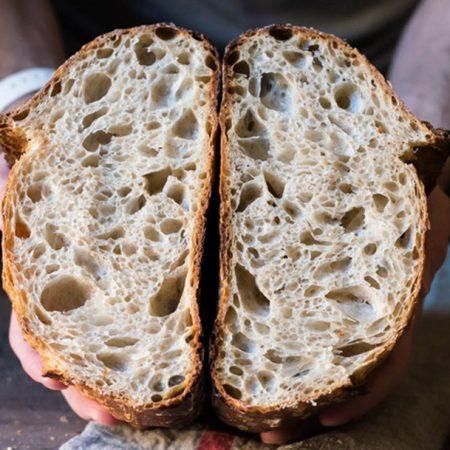 ورکشاپ نانوایی آرتیزان بر پایه خمیرترش